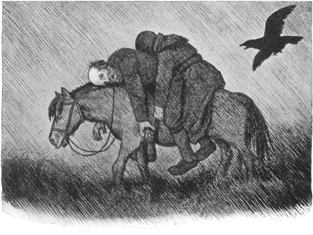 The black death – Kittelsen