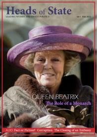 Head of State Beatrix