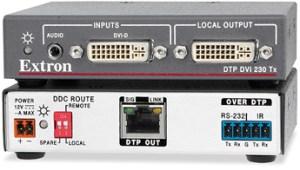 DTP DVI 4K 230 Tx-visualtech