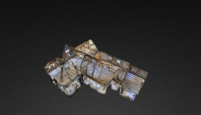 Landgoed de Horsten 3D Model