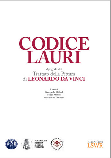 Leonardo Il codice Lauri - www.visumnews.it