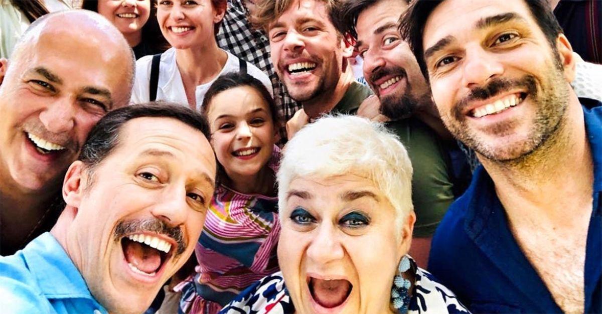La Dea Fortuna Il Nuovo Film Di Ferzan Ozpetek Www Visumnews It