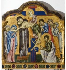 Gentile da Fabriano Madonna col Bambino e angeli 1405 circa