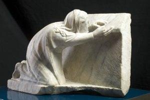 Arnolfo di Cambio Assetata, elemento della Fontana degli Assetati 1277 – 1281