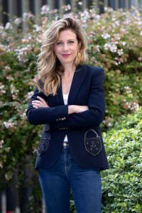 Francesca Fagnani conduttrice di Belve su Rai2