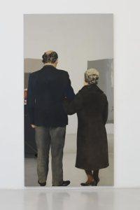 Michelangelo Pistoletto Padre e madre 1968