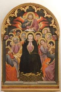 Taddeo di Bartolo Pentecoste  1403
