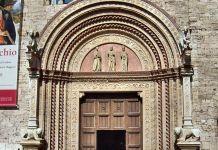 Ingresso-Galleria-Nazionale-dell'Umbria Perugia