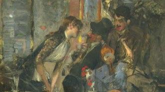 Giovanni Boldini. Il piacere. Story of the Artist (video still) Il caffè delle Folies-Bergère