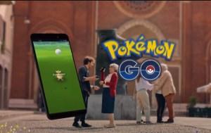 Nuovo spot Pokemon Go