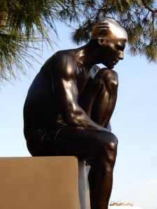 The Thinker side 2