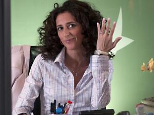 Teresa Mannino su tv 9
