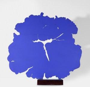 Pietro Consagra Giardino viola 1966 ferro verniciato 130.5x143.5x0.5cm Museo d'arte della Svizzera italiana Lugano, Deposito dell'Associazione pro Museo, Foto: Alexander Zveiger ©2021ProLitteris Zurich