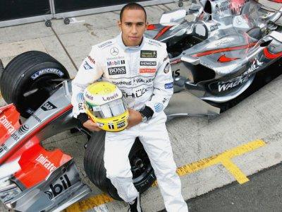 Lewis Hamilton McLaren Formula 1