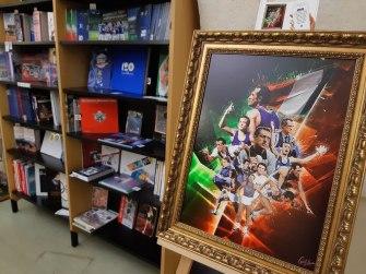 biblioteca della cultura sportiva
