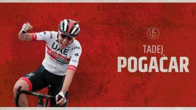 Tadej Pogacar
