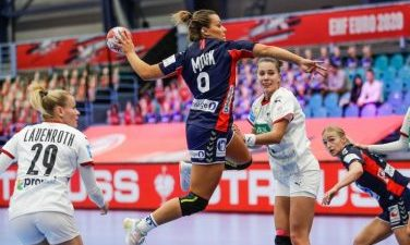 Nora Monk segna i tiri decisivi dell'Europeo