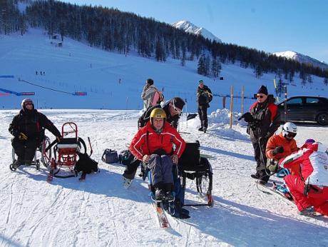 sci disabili sestriere provincia firenze2
