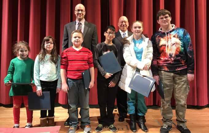 WPSD Award Winners