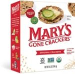 Mary's Gone Crackers at Vitacost