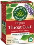 Organic Sore Throat Tea