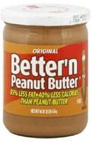 Better N Peanut Butter Original Creamy Peanut Butter