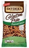 Snyder's Of Hanover Gluten Free Pretzel Sticks
