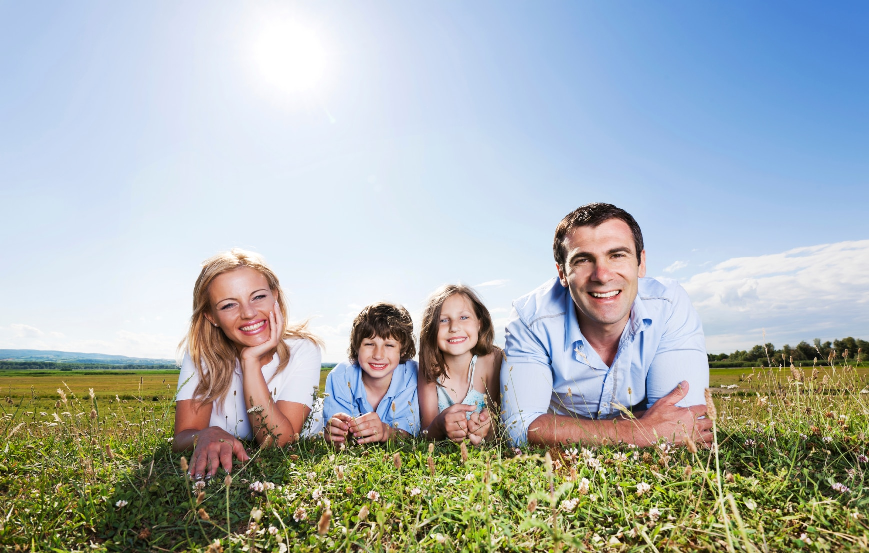 Happy Healthy Family The Upside By Vitacost Com