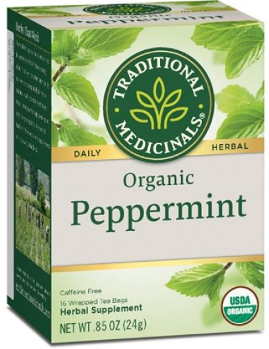 Organic plain peppermint tea is one of my favorite natural remedies for children. This article gives all the ways to use it...