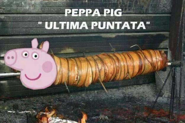 peppa pig porchetta ultima puntata