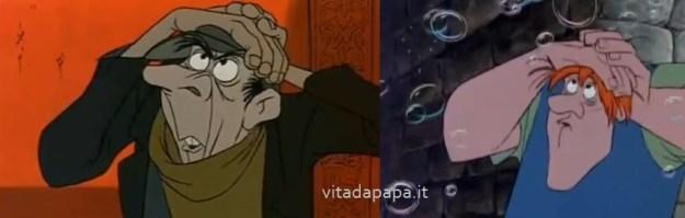 somiglianza disney