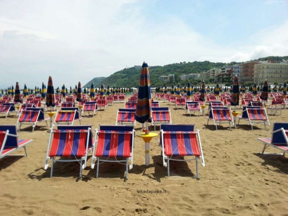 spiaggia gabicce