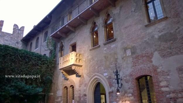 balcone casa di giulietta
