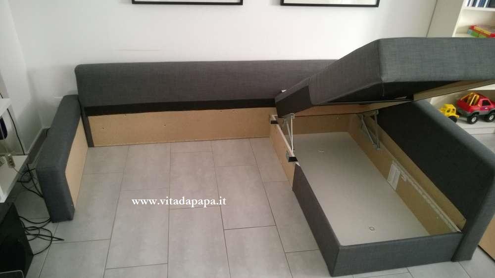 Divano Ikea Friheten Montaggio