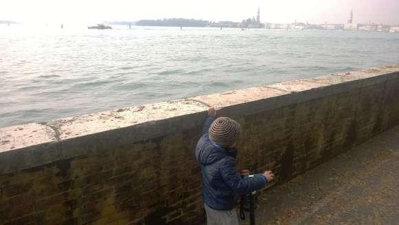 Gnappo a Venezia
