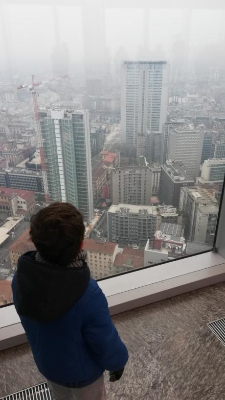 gnappo grattacielo