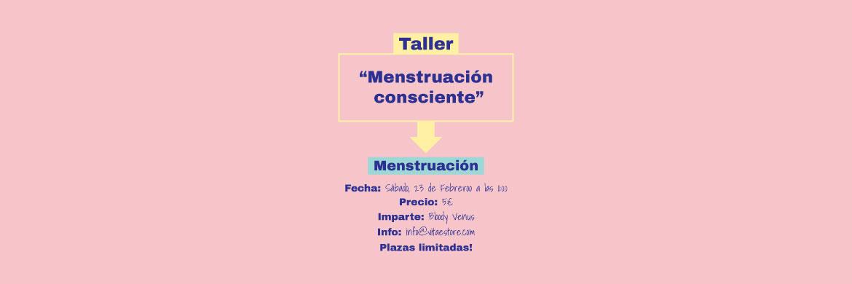 Menstruación Consciente
