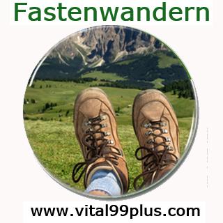 Fasten und Wandern gegen Stress