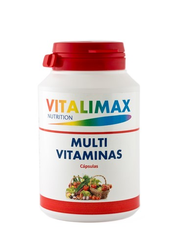 Multivitaminico y Multimineral Vitalimax