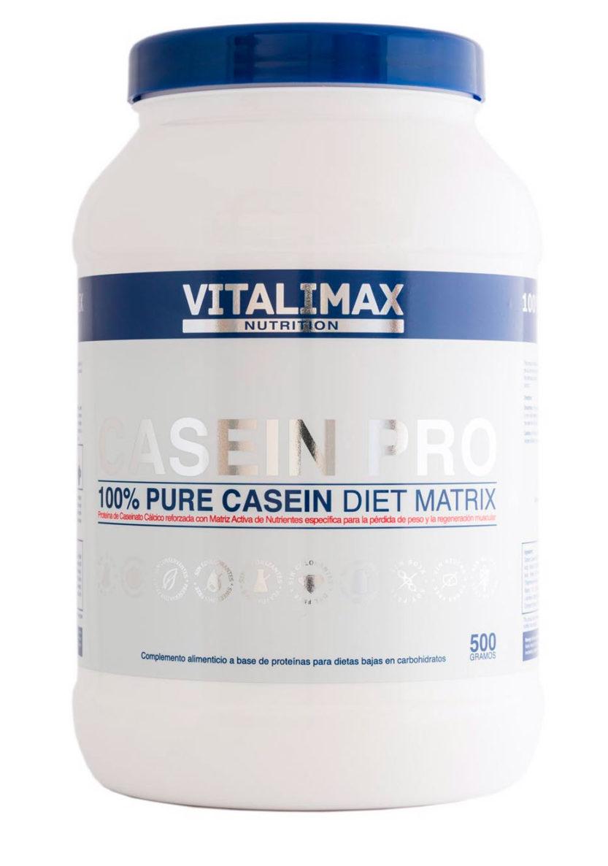 Casein Pro Proteína de caseinato cálcico Vitalimax