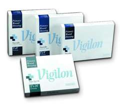 Bard Vigilon Primary Moist Burn Wound Dressing