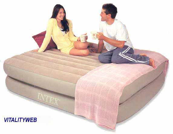 Airbed Air Mattresses Pump Up Mattress In Twin Double Queen And King