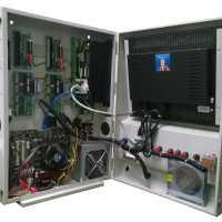 Mach3 and Mach4 CNC Controls, Analog or Digital, with Touch Screen