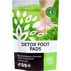 detox foot pads, dr edward group, ghc, global healing center