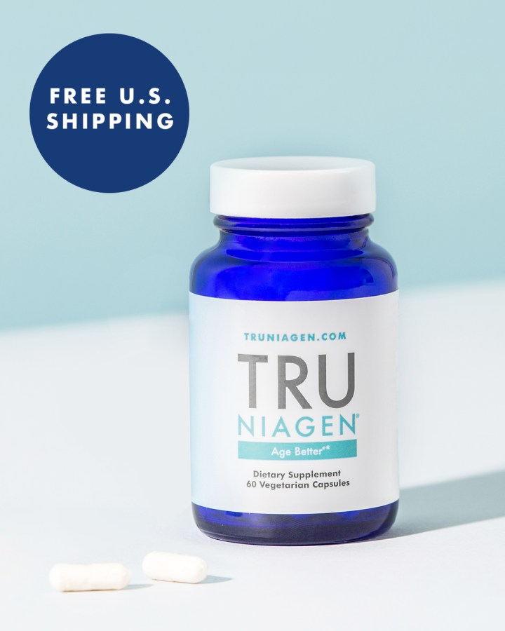 niagen, tru, tru niagen, increase energy