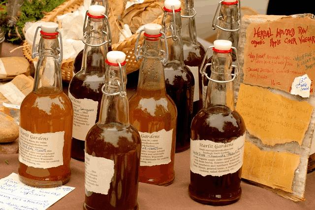 Apple Cider Vinegar For Cystic Acne Treatment