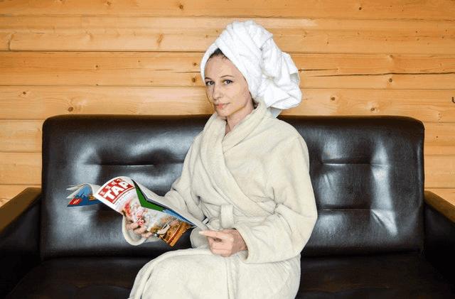 Facial Sauna For Cystic Acne Treatment