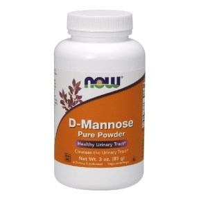 Now Foods D-Mannose powder 85gr