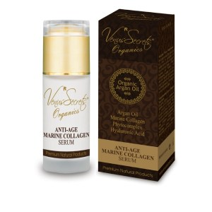 venus secrets argan serum