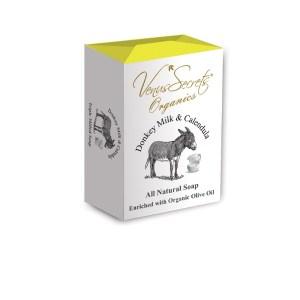 Φυσικό Σαπούνι με Γάλα Γαϊδάρας και Καλέντουλα